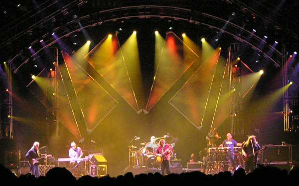 Widespread Panic 2007 by TVS
