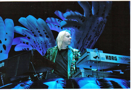 Yes- Rick Wakeman 2004 by TVS