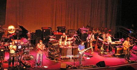 Zappa Plays Zappa 2011 by TVS