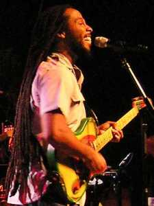 Ziggy Marley 2006 by TVS