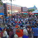 Bohemian Thursday Night Live Concert Series Young Ancients 2014 by TVS