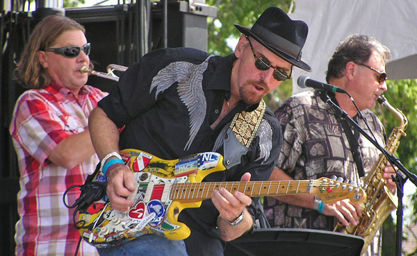 Chris Daniels and the Kings 2014 by TVS