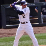 Colorado Rockies- Troy Tulowitzki At Bat 2014 by TVS