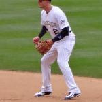 Colorado Rockies- Troy Tulowitzki Shortstop 2014 by TVS