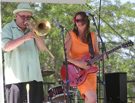 Eef and the Blues Express 2014 by TVS 1