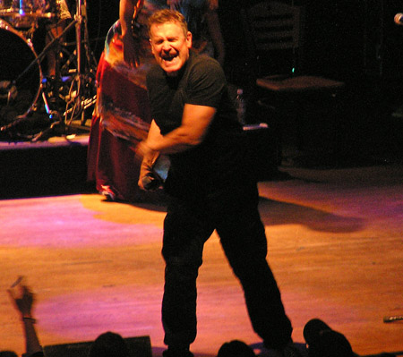 Johnny Clegg Band 2014 by TVS