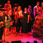 Johnny Clegg Band w CU World Vocal Ensemble 2014 by TVS