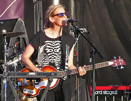 Katie Herzig 2014 by TVS
