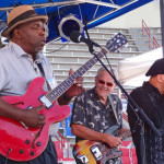 Lurrie Bell and the Delta Sonics 2014 by TVS