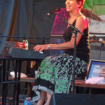 Marcia Ball 2014 by TVS