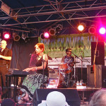Marcia Ball Band 2014 by TVS