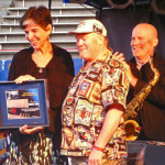 Marcia Ball Lifetime Achievement Award 2014 by TVS