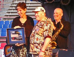 Marcia Ball Lifetime Achievement Award 2014 by TVS