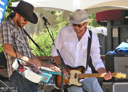 Matt Skinner Band 2014 by TVS