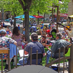 Noontime Notes Concert Series Swing Gitane 2014 by TVS