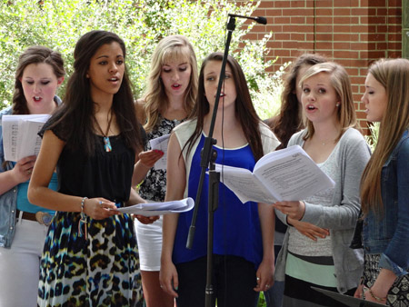 Rocky Mountain HS Spotlight-Syrens 2 2014 by TVS