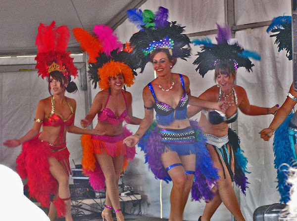 Sumatra Belly Dance and Samba Squad 2014 by TVS 1