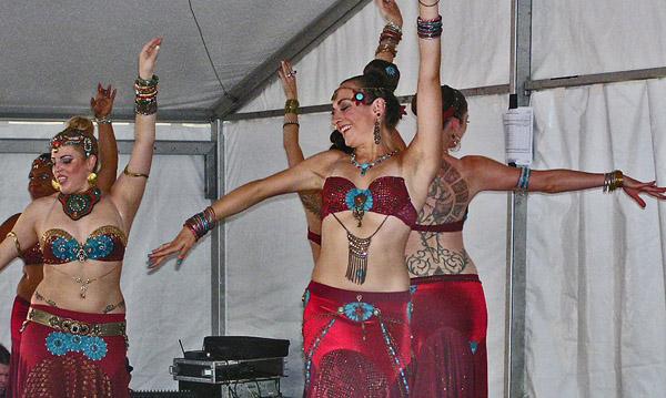 Sumatra Belly Dance and Samba Squad 2014 by TVS 2